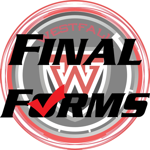 Final Forms DUE NOW!