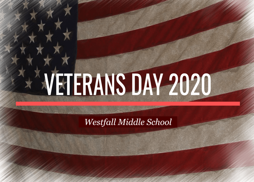 WMS Veterans Day