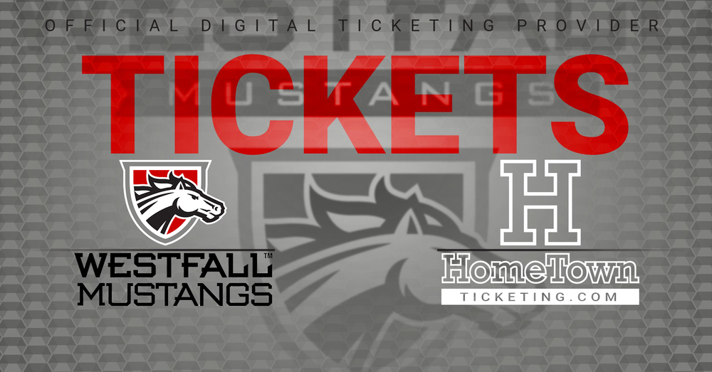 Westfall Athletics Online Ticket Sales