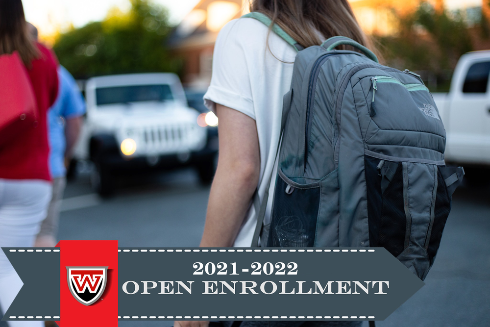 2021-2022 Open Enrollment