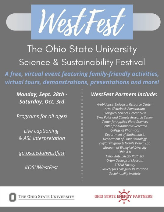 WestFest: West Campus Science & Sustainability Festival