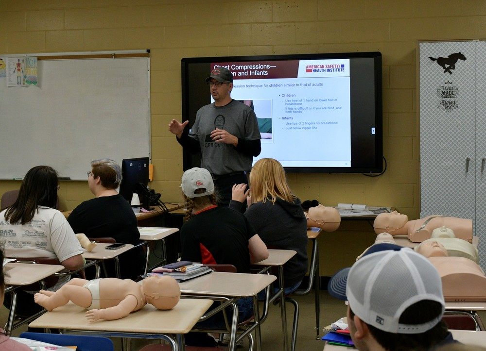 Importance of First Aid/CPR in schools
