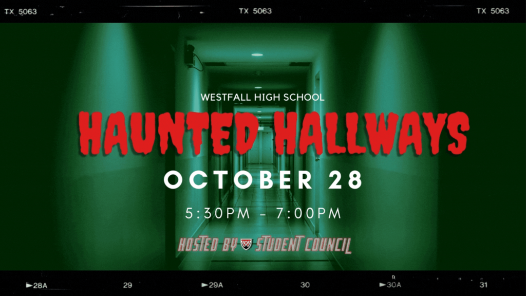 Haunted Hallways