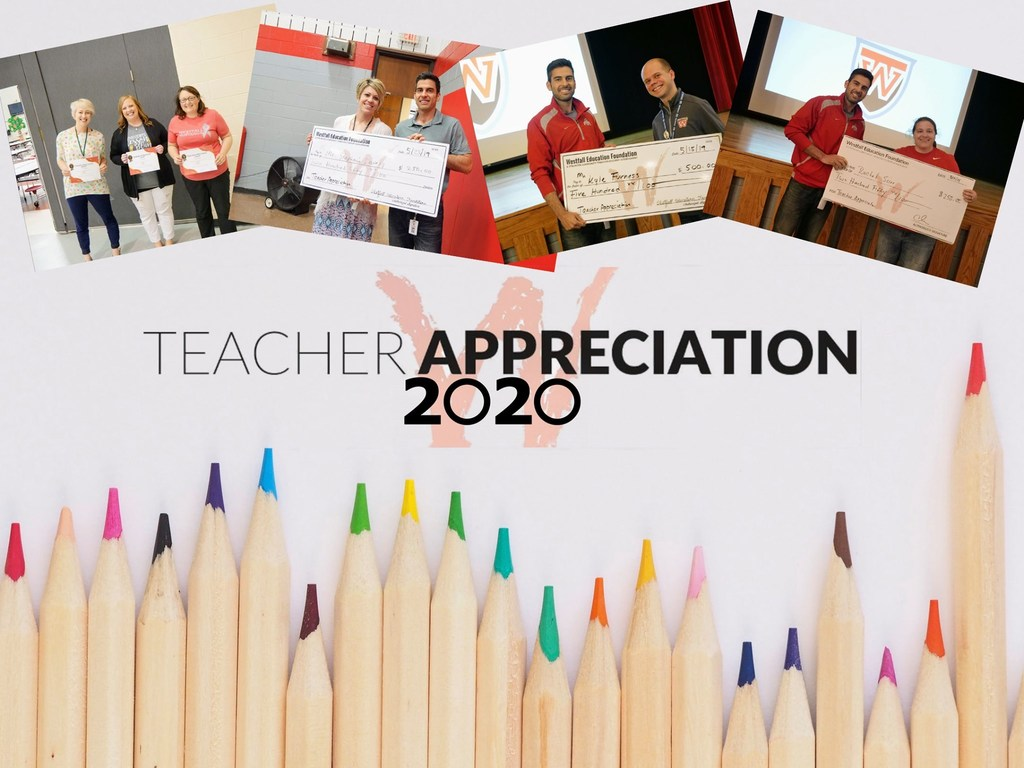 WEF Teacher Appreciation Grant 2020