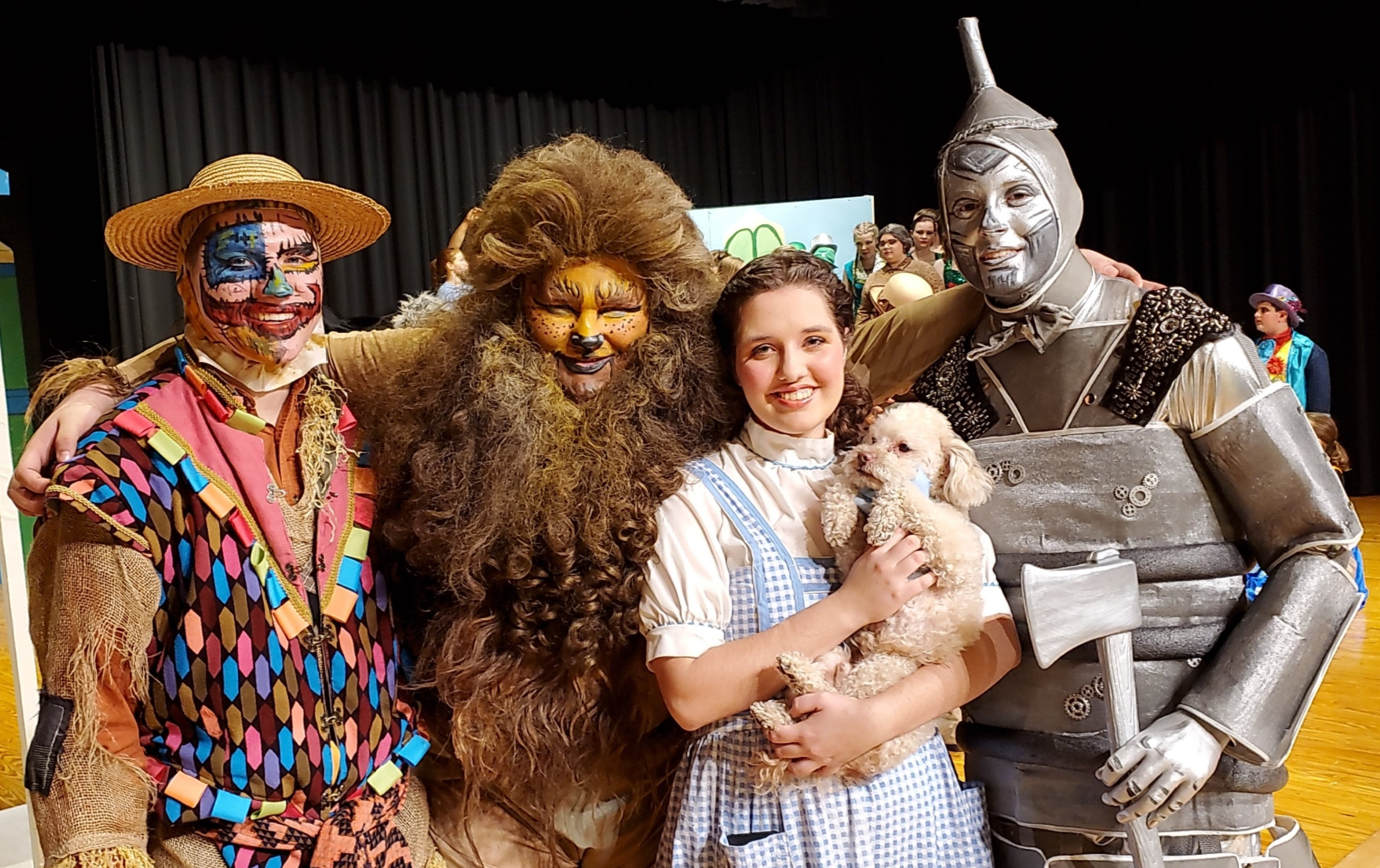 Wizard of Oz Group Photo